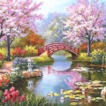 Paint By Numbers Kit Fairyland - Just Paint by Number