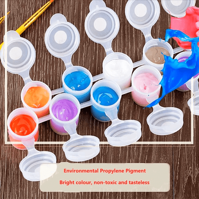 Paint by Numbers Kit Children Unicorn - Just Paint by Number