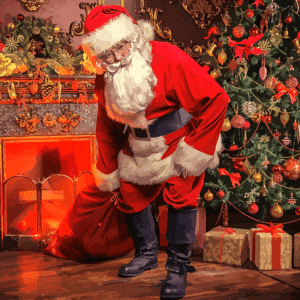 Paint by Numbers Kit Santa Claus On Canvas - Just Paint by Number