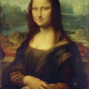 """Paint Your Own Masterpiece (11""""X14"""") - Mona Lisa - Shipped from US - Just Paint by Number"""