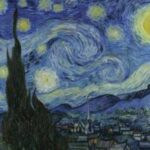 """Paint Your Own Masterpiece (11""""X14"""") - The Starry Night - Shipped from US - Just Paint by Number"""